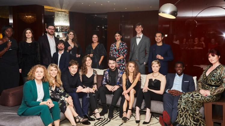 Event: BAFTA Breakthrough Brits at the Bulgari London HotelDate: Thursday 7 November 2019Venue: Bulgari London Hotel, Knightsbridge, London-Area:  Group