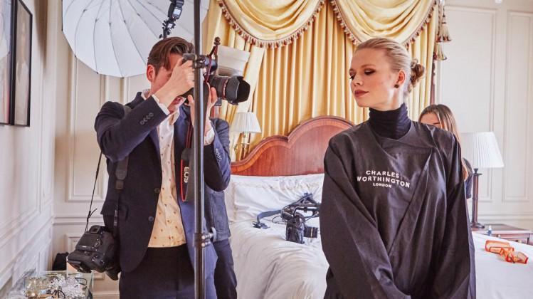 Event: Style Suites for the EE British Academy Film AwardsDate: Sunday 14 February 2016Venue: The Savoy, London-Suites include: 88 Rue du Rhone, Atelier Swarovski, Charles Worthington, Lancome, The Savoy, E!, BAFTA (Hackett/Globetrotter)