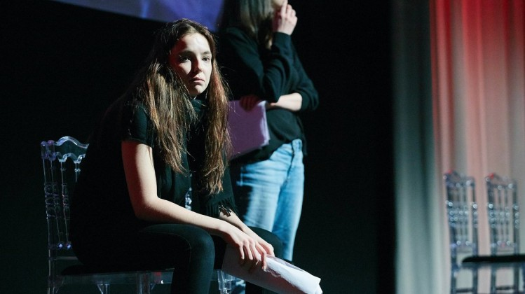Event: BAFTA Rocliffe New Writing Forum - Film ShowcaseDate: Weds 2 December 2015Venue: BAFTA, 1985 PiccadillyHost: Farah AbushweshaGuests: Olivia Hetreed and Andy Paterson