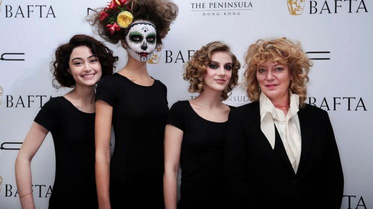 Event: BAFTA and M.A.C Cosmetics present a Make-Up Masterclass with Naomi Donne at The Peninsula, Hong KongDate: Monday 9th November 2015Venue: The Peninsula, Hong Kong