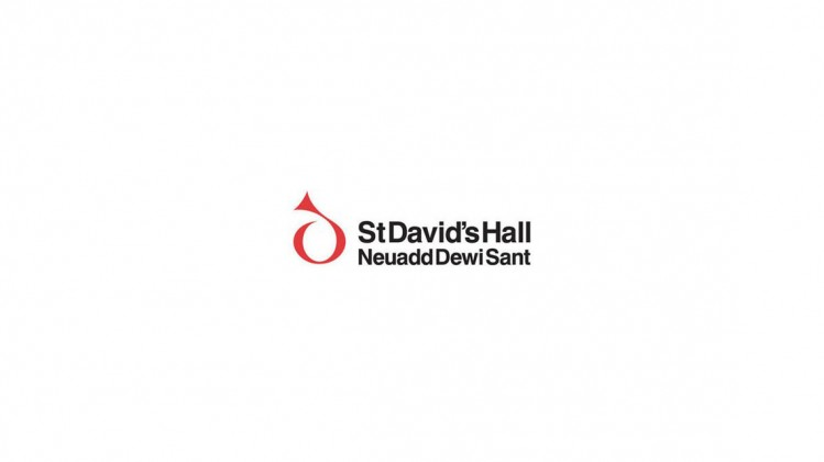 St David's Hall logo