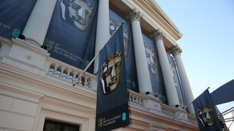 EE branding at the Royal Opera House