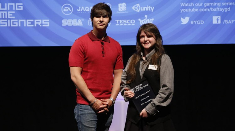 YOUNG GAMES DESIGNERS AWARDS