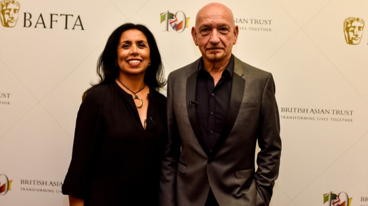 Event: Academy Circle in partnership with British Asian Trust & Sir Ben KingsleyDate: Tuesday 18 September 2018Venue: BAFTA, 195 Piccadilly, LondonHost: Nina Nannar-Area: Reception