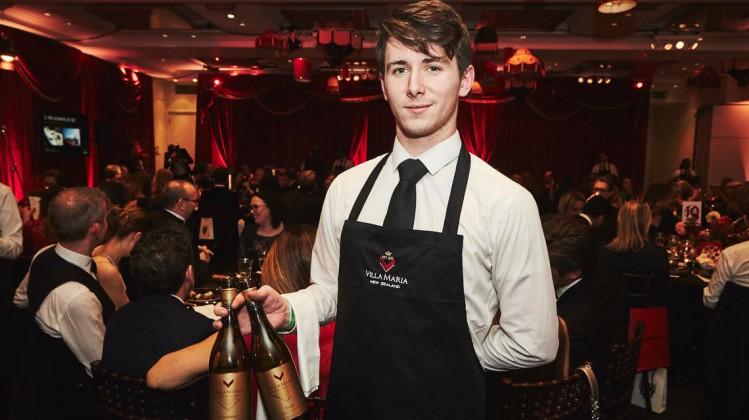 Event: BAFTA Film Gala Fundraising DinnerDate: Thursday 9 February 2017Venue: BAFTA, 195 PiccadillyHost: -Area: Branding & Set-Up
