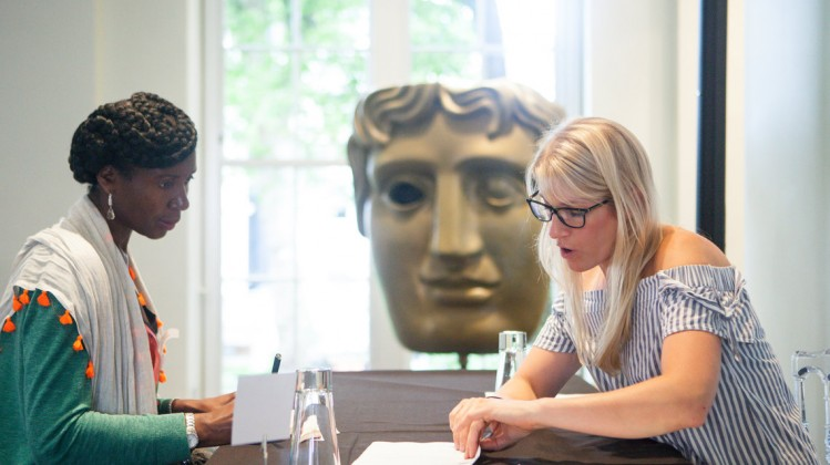 Event: BAFTA Elevate: Positioning Yourself for Success Date: 29 July 2017Venue: BAFTA, 195 Piccadilly-Area: Breakout Sessions
