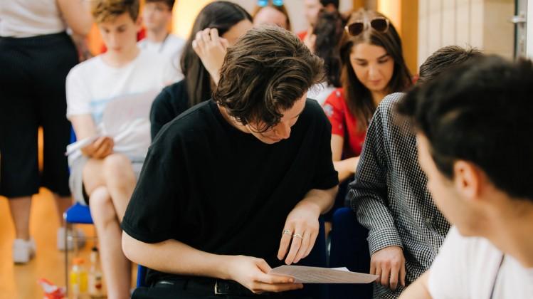 Event: Career Closeup @ EIFF Youth HubDate: Friday 28 June 2019Venue: St John's Church, Edinburgh Host: Shauna Macdonald & Jack Lowden