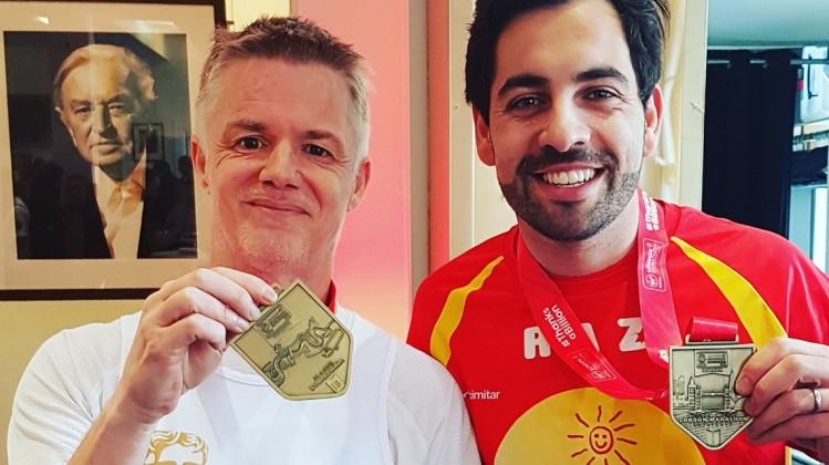 Event: Marathon Runners Reception at BAFTADate: Sunday 28 April 2019Venue: BAFTA, 195 Piccadilly, London-