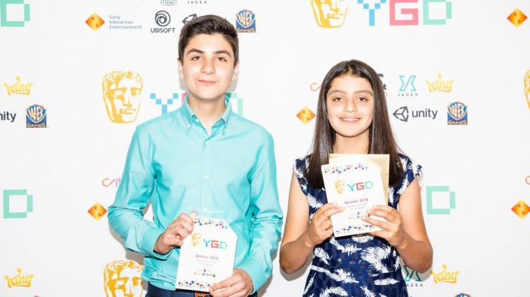 Event: BAFTA Young Games Designer AwardsDate: Saturday 7 July 2018Venue: BAFTA, 195 Piccadilly, LondonHosts: Aoife Wilson & Julia Hardy-Area: Winners Portraits