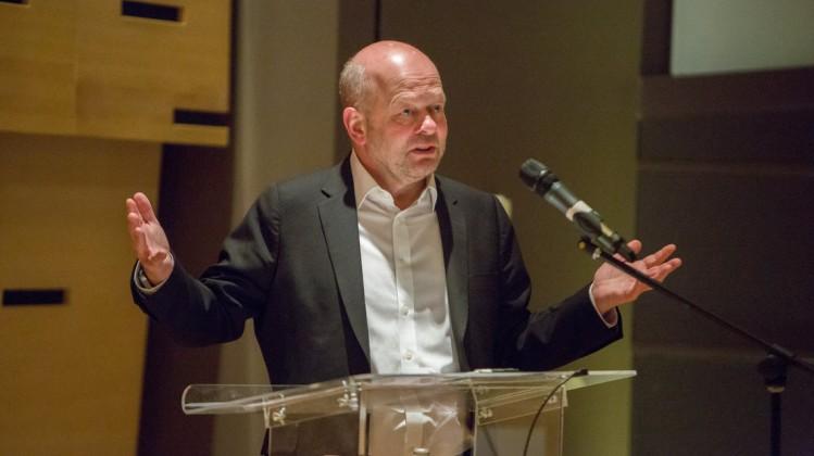 20160415 - BAFTA NY's Masterclass with John Smithson
