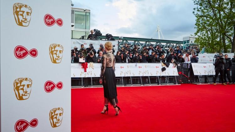 Event: Virgin TV British Academy Television AwardsDate: Sunday 14 May 2017Venue: Royal Festival Hall, LondonHost: Sue Perkins-Area: RED CARPET