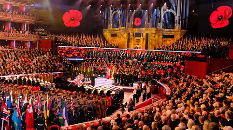 Festival of Remembrance 2018