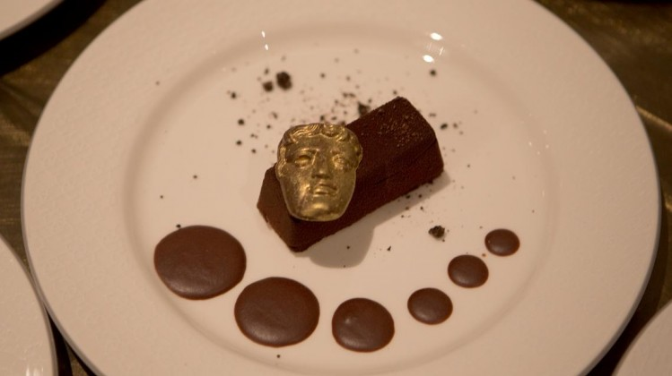 Branding and Table Setting - Hotel Chocolat Desert