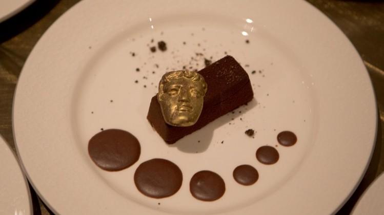 Branding and Table Setting - Hotel Chocolat Desert