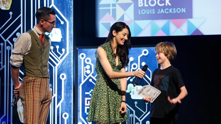 Event: BAFTA Young Game Designers AwardsDate: 25 July 2015Venue: BAFTA, 195 PiccadillyHosts: Ben Shires and Jane Douglas-Area: CEREMONY