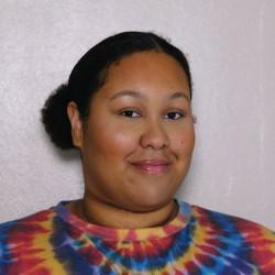 Amber Akaunu 2020 Scholar
