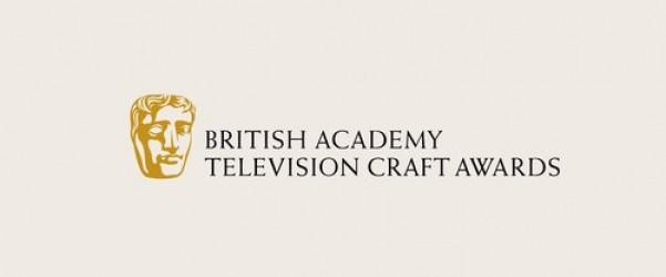BAFTA Television Craft Awards logo - beige