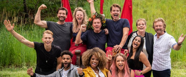 'I'm a Celebrity... Get Me Out of Here!' TV Show, Series 18, Winners photocall, Australia - 10 Dec 2018