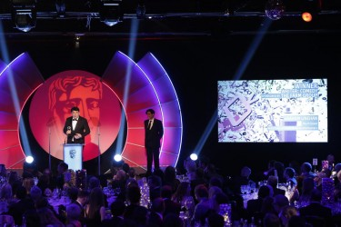 Writer: Comedy winner at the BAFTA Television Craft Awards in 2014
