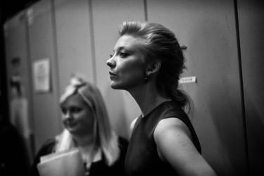 Event: EE British Academy Film AwardsDate: Sun 8 February 2015Venue: Royal Opera HouseHost: Stephen Fry-Area: BACKSTAGE REPORTAGE