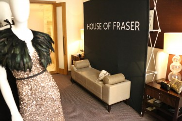 House of Fraser Style Suites at The Corinthia Hotel