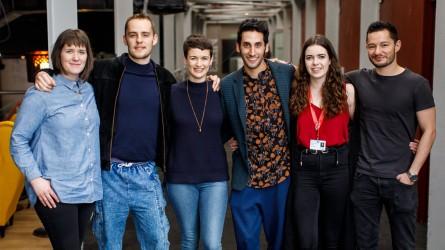 BFI Flare mentees 2017