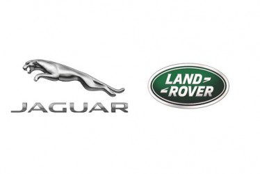 Jaguar Land Rover logo combination - 2017