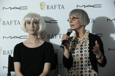 Masterclass with Oscar-winning and BAFTA-nominated make-up artist Lois Burwell in which she discussed the craft of make-up design, and her work with directors such as Steven Spielberg, Mel Gibson and Brian De Palma. The event took place at Duddell's, Hon