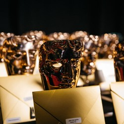 Event: EE British Academy Film Awards 2020Date: Sunday 2 February 2020Venue: Royal Albert Hall, Kensington Gore, South Kensington, London Host: Graham Norton-Area: Iona Wolff Master-Set