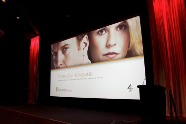 Channel 4's Homeland Q&A at BAFTA 195 Piccadilly