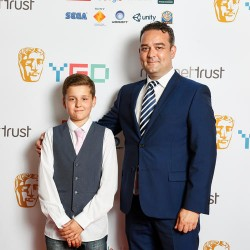 Event: BAFTA Young Game Designers AwardsDate: Sat 23 July 2016Venue: BAFTA, 195 PiccadillyHosts: Ben Shires, Jane Douglas-Area: FAMILY PORTRAITS