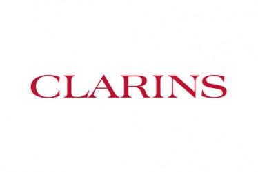 Clarins White Logo