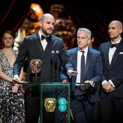 Event: EE British Academy Film AwardsDate: Sun 12th February 2017Venue: Royal Opera HouseHost: Stephen Fry-Area: Ceremony