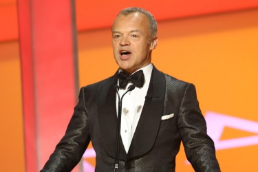 BAFTA Television Awards host Graham Norton