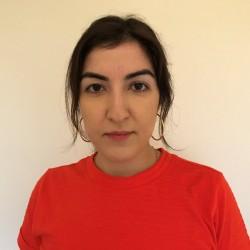 Maral Shafafy 2020 Scholar