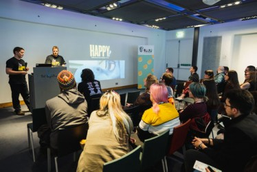 Event: Guru Live GlasgowDate: Saturday 30 March 2019Venue: The Lighthouse, 11 Mitchell Ln, Glasgow Host:-Area: Masterclass: Creating Happy!