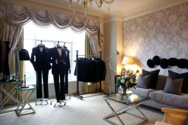 Style Suites at The Savoy Hotel in 2014