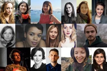 2019 BFI Network x BAFTA Crew members