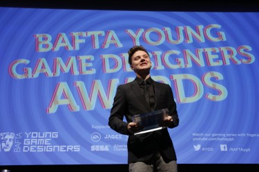 Young Game Designers Awards in 2014