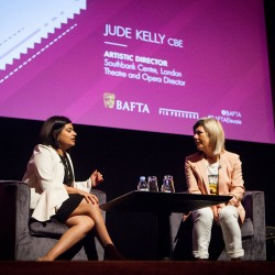 Event: BAFTA Elevate: Positioning Yourself for Success Date: 29 July 2017Venue: BAFTA, 195 Piccadilly-Area: Keynote Address: Jude Kelly