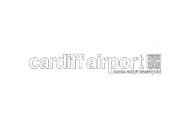cardiff airport logo