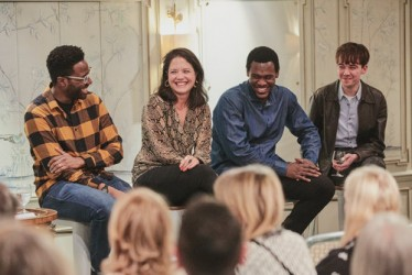 Event: Academy Circle with BAFTA Breakthrough BritsDate: Tuesday 7 January 2020Venue: Fortnum & Mason, 181 Piccadilly, LondonHost: Miranda Sawyer-