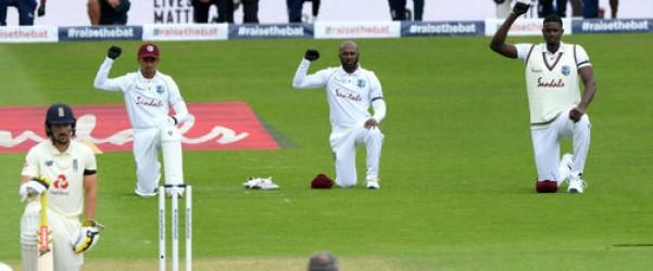 England v West Indies: Day 1 - First Test #RaiseTheBat Series