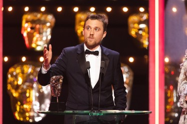 Event: EE British Academy Film Awards 2019 Date: Sunday 10 February 2019 Venue: Royal Albert Hall, Kensington Gore, London Host: Joanna Lumley - Area: Ceremony Category: OUTSTANDING DEBUT BY A BRITISH WRITER, DIRECTOR OR PRODUCER