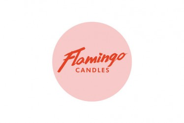 Flamingo Candles Logo