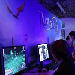 Inside Games event in 2014