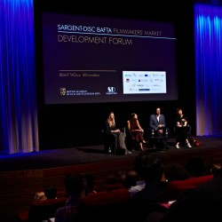 The Sargent-Disc BAFTA Filmmakers Market 2014