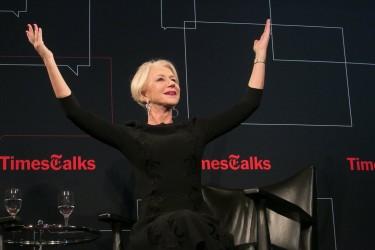 Event: An Evening With Helen MirrenVenue: Sotheby'sDate: 12.1.15