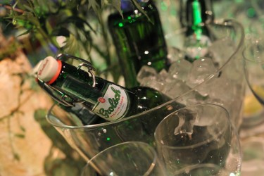 Grolsch at the BAFTA Television Awards 2014