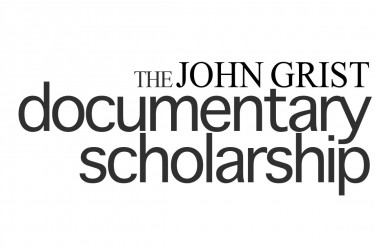 John Grist Documentary Scholarship Logo